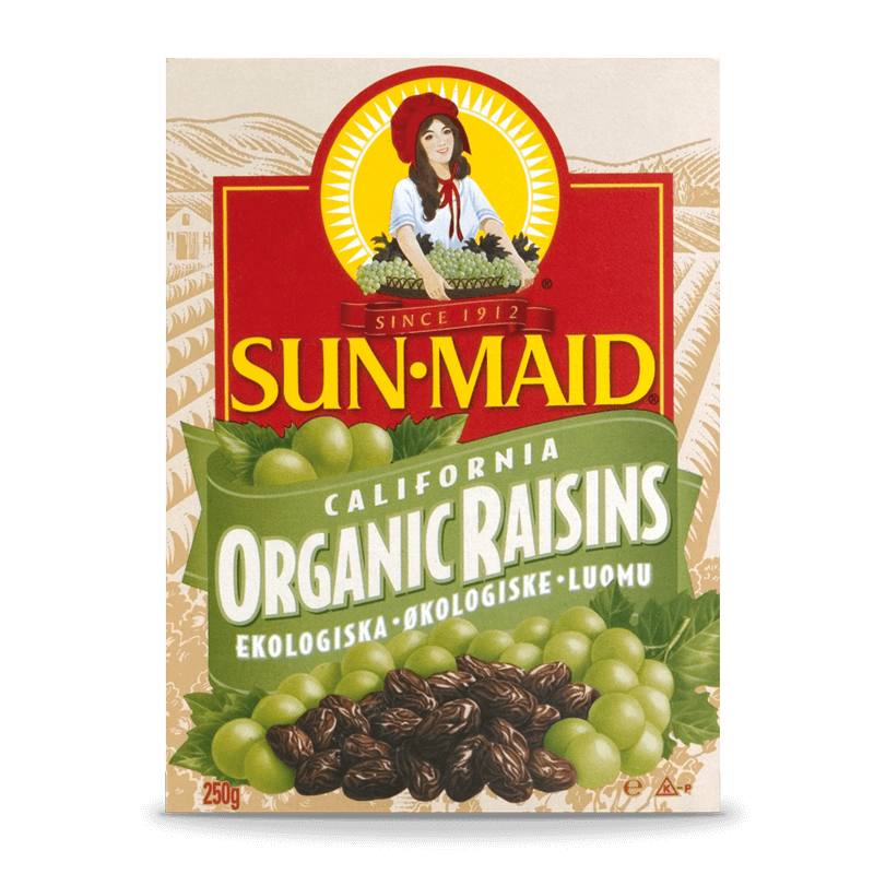 Sunmaid-Organic_250g